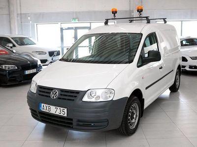 begagnad VW Caddy Maxi Life Caddy Maxi 1,9 TDI 2010, Transportbil 49 900 kr