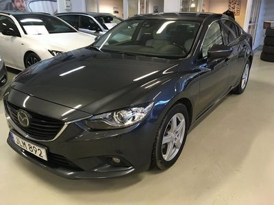 begagnad Mazda 6 Sedan 2.5 Sedan Optimum 192hk Automat