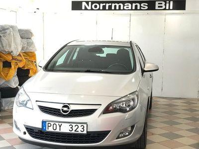 begagnad Opel Astra 1.4 Turbo Ecotec/Nybes/Drag/140hk