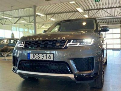 begagnad Land Rover Range Rover Sport 3.0TDV6 258HK 7-SITS