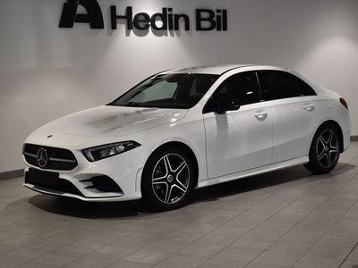 begagnad Mercedes 200 - Benz A - klassd Sedan / AMG LINE /