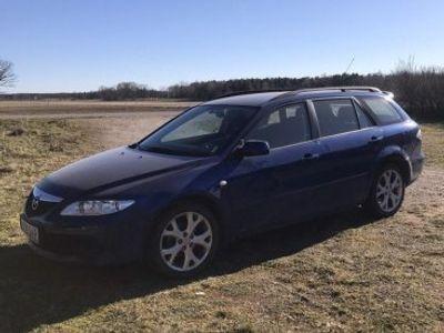 used Mazda 6 kombi 2,3 sport M1 -03