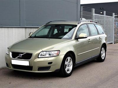 begagnad Volvo V50 1.8 Flexifuel 125hk 15.000 Mil