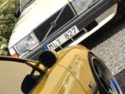 used Volvo 740 skattefri -88