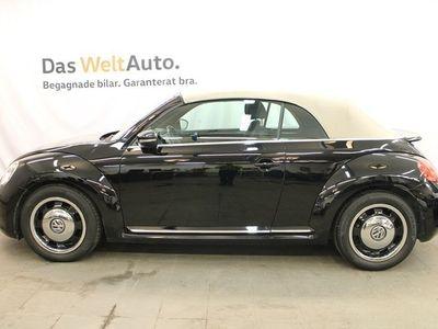 gebraucht VW Beetle Cabriolet CAB TSI 105 MAN