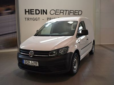 begagnad VW Caddy 2,0 TDI 102Hk Auto V-inred