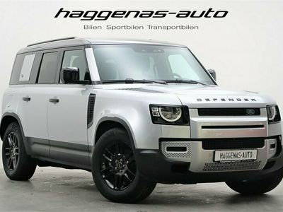 begagnad Land Rover Defender 110 D240 S 7-sits Panorama 2020, SUV 769 000 kr