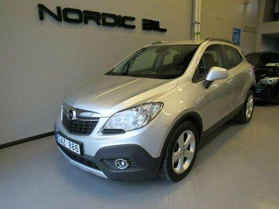 begagnad Opel Mokka 1.7 CDTI 130hk