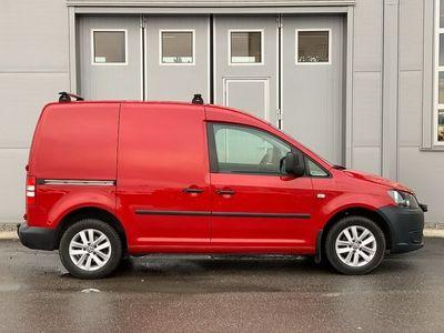 begagnad VW Caddy 2.0 Ecofuel Skåp (109hk)