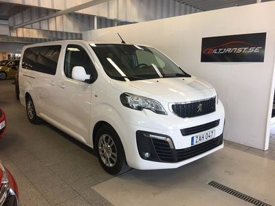 begagnad Peugeot Expert Traveller Business 9 sitts 116