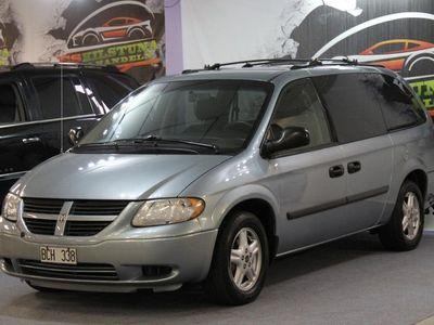 begagnad Dodge Grand Caravan 3.3 V6 AUTOMAT 7-SITS DRAG NY BESIKTAD NY SERVAD
