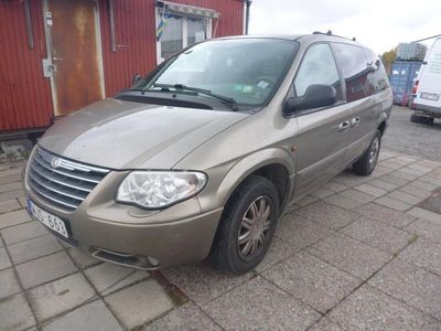 begagnad Chrysler Grand Voyager 7 Sits 3.3 V6