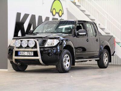 begagnad Nissan Navara 2.5 dCi 4x4 | Double Cab | D-Värm