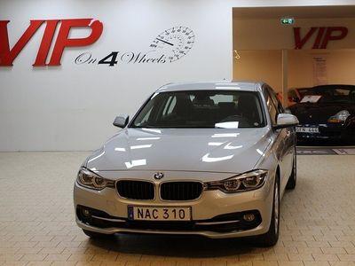 begagnad BMW 320 i xDrive Steptronic Sport line 2016, Sedan 229 900 kr