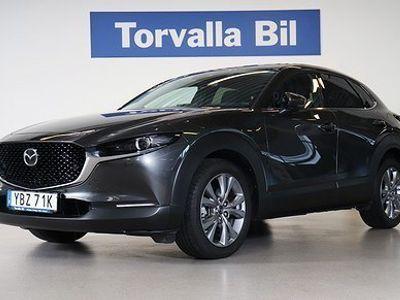 begagnad Mazda CX-30 2.0 Sky+TechPack M-Hybr Aut 180hk V-hjul