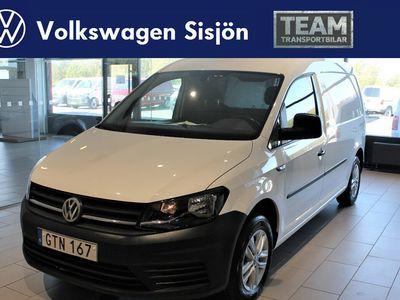 begagnad VW Caddy Maxi Skåp EU6 TDI 102hk DSG -16