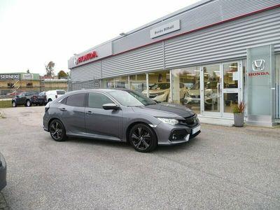 begagnad Honda Civic 1.0 ELEGANCE CVT Euro 6 126hk (DRAG)