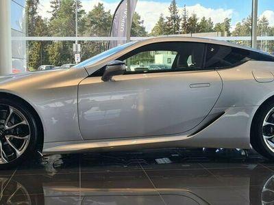 begagnad Lexus LC 500