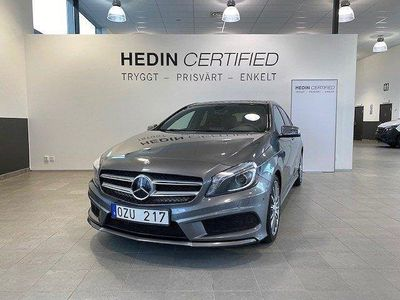begagnad Mercedes A250 4Matic AMG Panorama