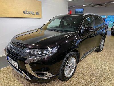 begagnad Mitsubishi Outlander P-HEV 2.4 4WD CVT 230HK BUSINESS X / V-HJUL