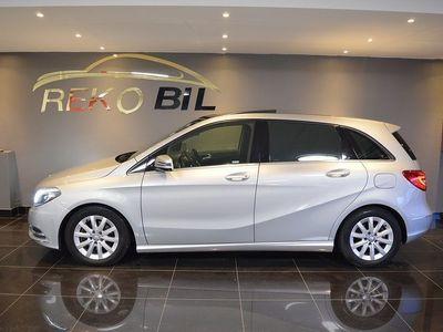 begagnad Mercedes 180 Benz B CDI BE Sport Panorama Drag 2014, Personbil 149 900 kr