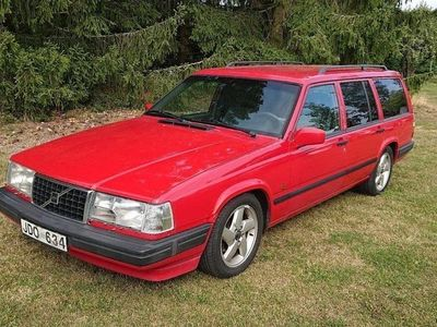 begagnad Volvo 945 automat bes ua. säljs nyskattad