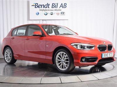 used BMW 116 d 5-door 116hk/ Sport line -18