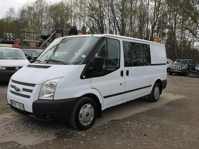 used Ford Transit 2.2 TDCi Dubbelhytt 4800mil Drag