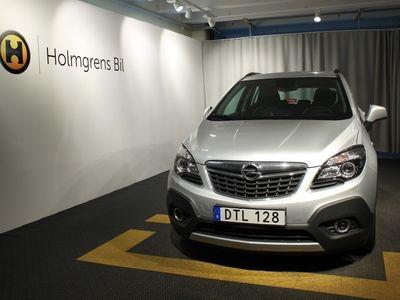 begagnad Opel Mokka 5d 1.4T /140hk