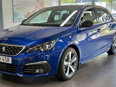 begagnad Peugeot 308 1.5 BlueHDi GT-Line Panorama