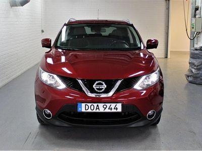 begagnad Nissan Qashqai 1.5 dCi 110hk / N-TEC / KROK / M-VÄRMARE