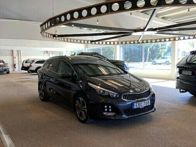 begagnad Kia cee'd GT Cee´d _sw line 2017, Halvkombi Pris 160 900 kr