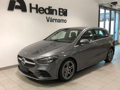 begagnad Mercedes B200 B BenzAMG Widesceen Nav 2019, Halvkombi 344 600 kr