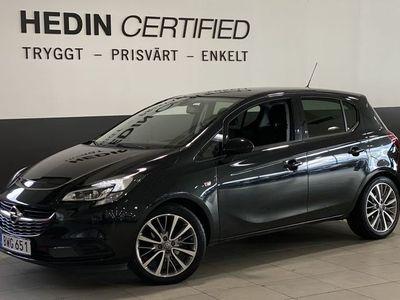 begagnad Opel Corsa 1.4 Turbo Enjoy Sport (100hk)