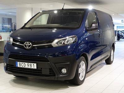 begagnad Toyota Proace 2,0D MEDIUM COMFORT VINTERHJUL PDC TKG