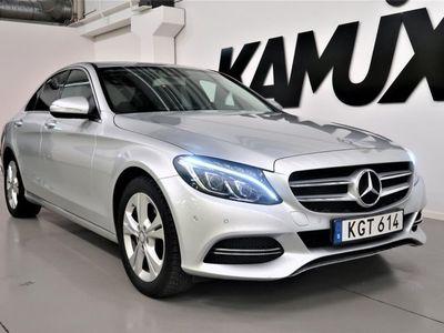 begagnad Mercedes C200 | Navi