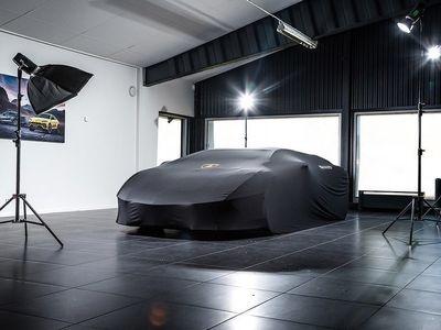 begagnad Porsche Cayman GT4 / Clubsport / Sv-Såld
