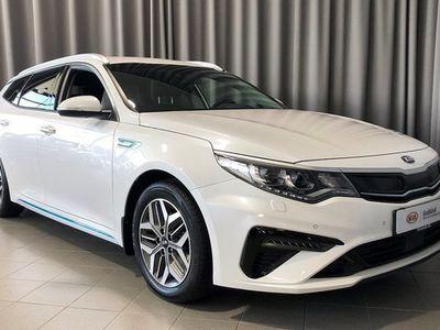 begagnad Kia Optima Hybrid SW Plug-in Advance Pluspaket 1 2020, Personbil 334 000 kr