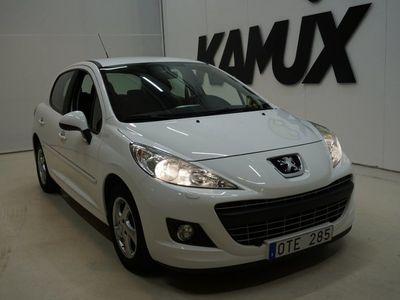 begagnad Peugeot 207 5-dörrar 1.4 HDi Manuell, 68hk, 2012