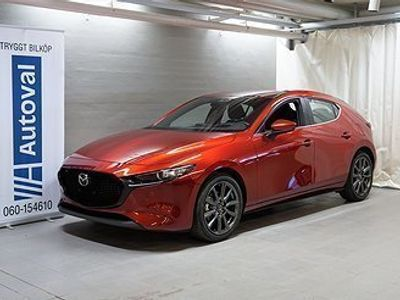 begagnad Mazda 3 Sport 2.0 SKYACTIV-X M Hybrid AWD Euro 6 180hk