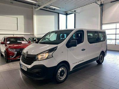 begagnad Renault Trafic 1.6 dCi |9-SITS|Leasbar|Lågmil