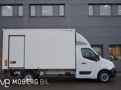 begagnad Renault Master 2.3 dCi Volymskåp BG-Lyft Backkamera 2017, Husbil 189 900 kr