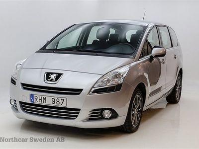 begagnad Peugeot 5008 1.6 HDi