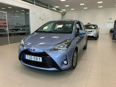 begagnad Toyota Yaris Hybrid Active Navigation V-hjul