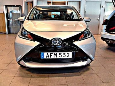 begagnad Toyota Aygo 1.0 5dr X-play