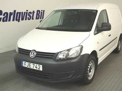 begagnad VW Caddy Maxi Life VW CADDY MAXI SKÅP 2,0 Eco Fuel 2014, Personbil 105 000 kr