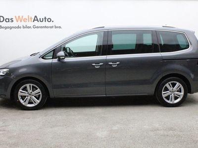 begagnad VW Sharan TDI 184 4M DSG/Premium/Drag
