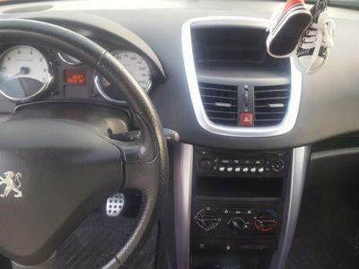 begagnad Peugeot 207 CC  1,6 turbo -07