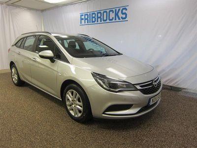 begagnad Opel Astra 4t 125Hk Enjoy Sportkombi Kombi