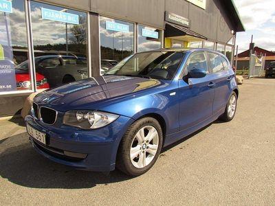 begagnad BMW 118 i 5d Advantage, Comfort 2009, Personbil 74 500 kr